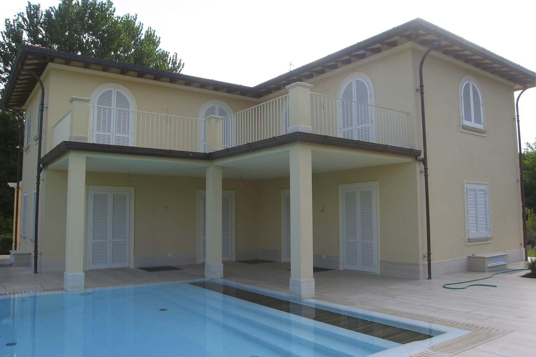 villa via dell 39 acqua 2 marco pacini architetto